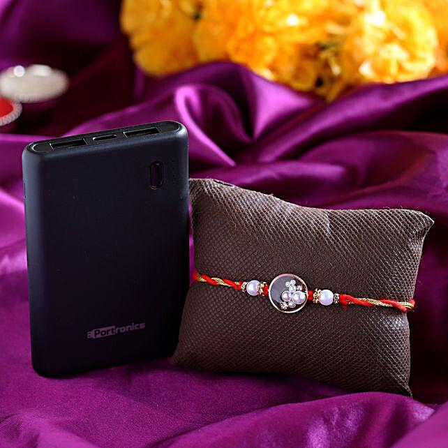 Online Rakhi And Portable Power Bank