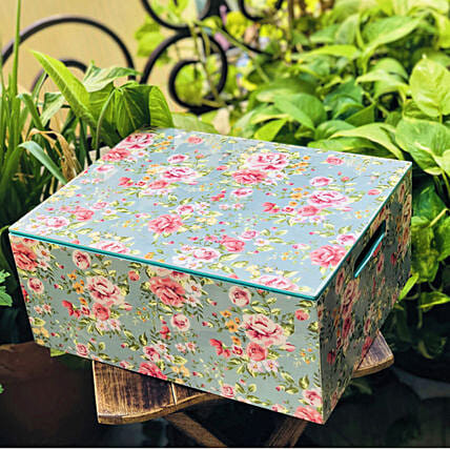 Online Floral Basket