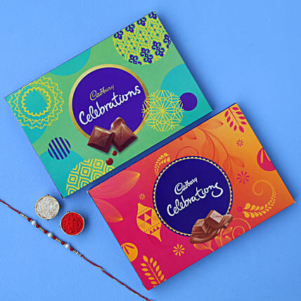 pearl rakhi n delicious chocolate for bro online