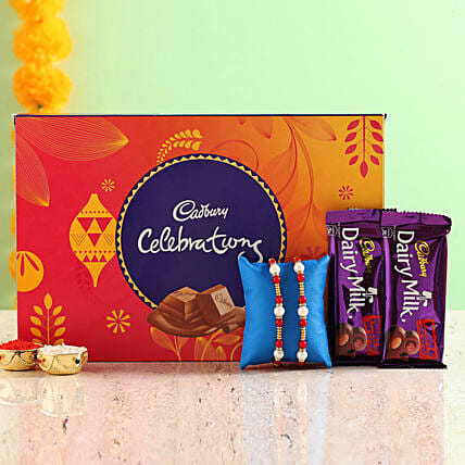 Rakhi and Exclusive Chocolate Pack Online