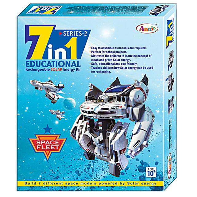7 in 1 SOLAR SERIES 2 Online:Kids Toys
