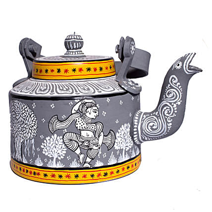 Vintage Hand Painted Teapot Online
