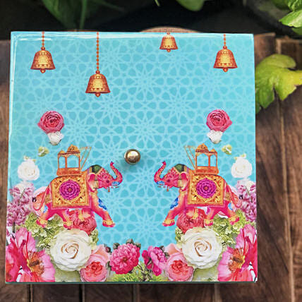 Online Elephant Tea:Handicraft Gifts for Mothers Day
