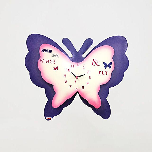 Superia Clocks ButterflyOnline
