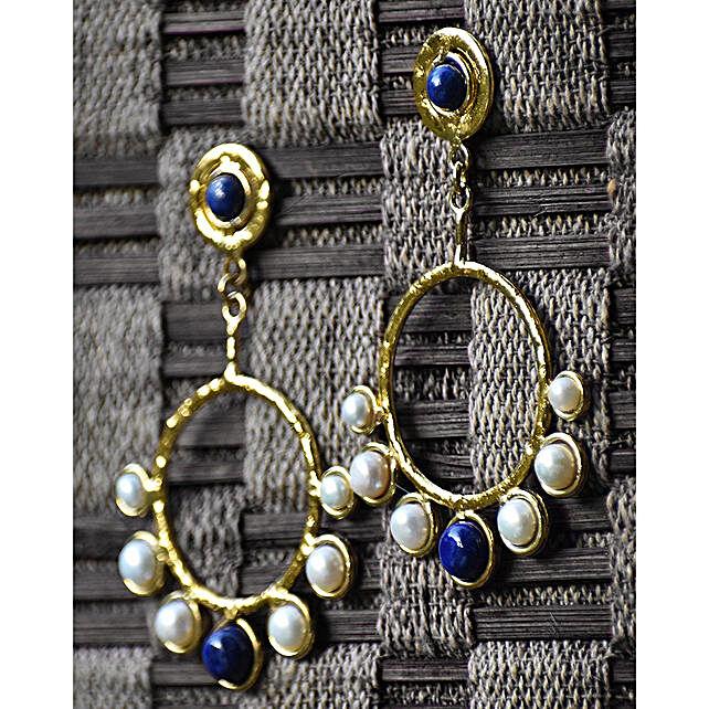 Pearl Earrings Online for Her\