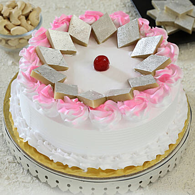kaju katli cake online