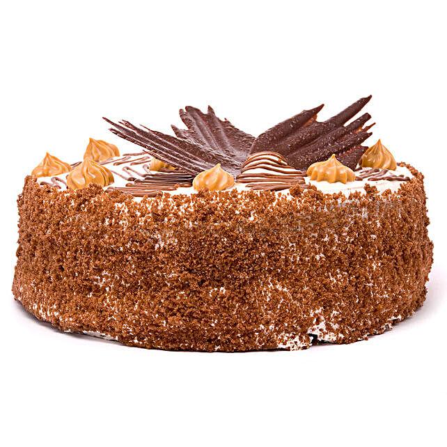 Delicious Caramel Cream Cake:Caramel Cakes