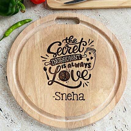 décor personalised chopping board:Personalised Chopping boards