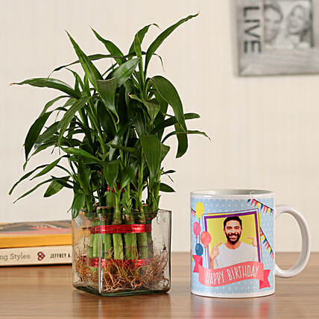 2 layer bamboo with printed mug online