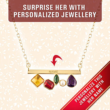 personalised pendant for mother:Personalised Jewellery