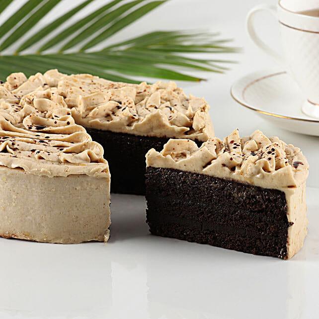 Keto Cake Coffee Cream:Gluten Free Desserts