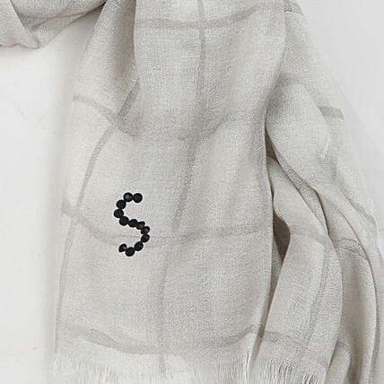 Online Mix Color Customised Scarf