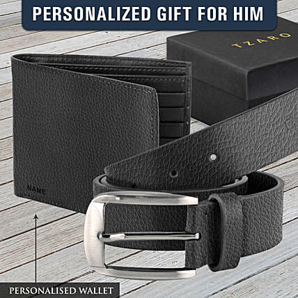 wallet n belt personalised combo online:Handbags and Wallets Gifts
