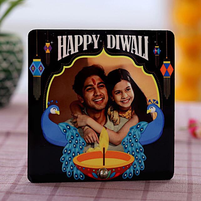 online happy diwali personalised table top