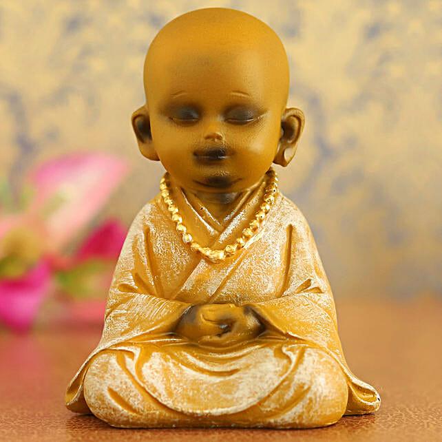 Serene Monk Idol