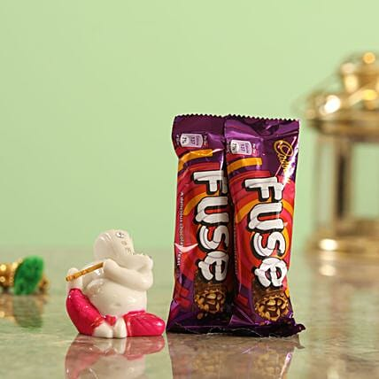 Fuse Chocolate Lord Ganesha Idol