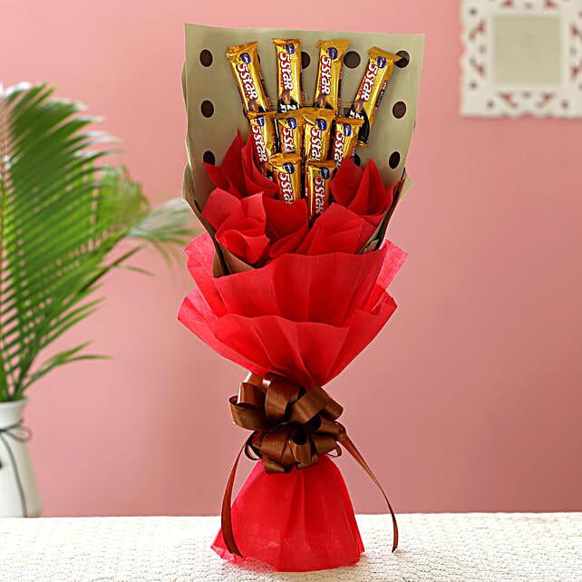 5 Star Chocolate Bouquet
