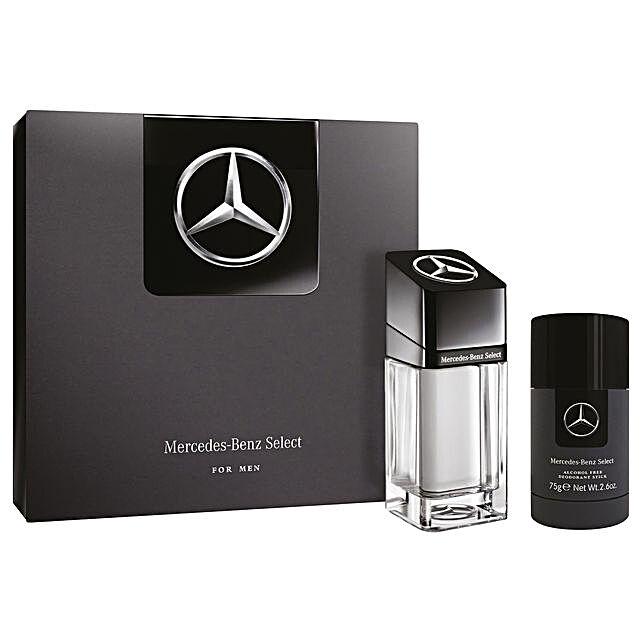 perfume set for mercedes benz