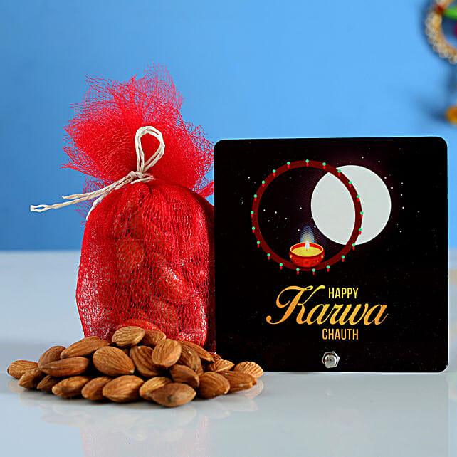 Karwa Moon Table Top Almonds Combo