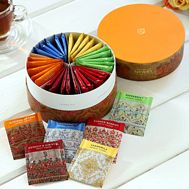 Assorted Tisane Tea Crown Pack