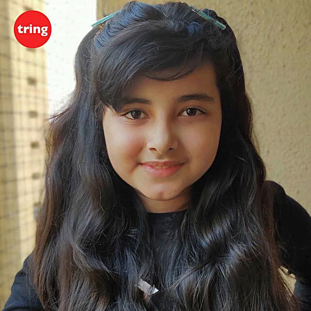 Myra Singh Personalised Video Message