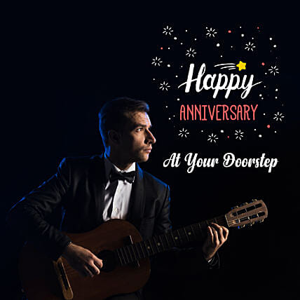 Anniversary Special Songs by Guitarist:Anniversary Digital Gifts