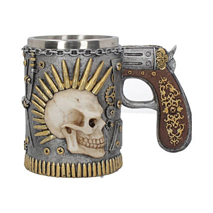 Wine Beer Glass RUSSIAN ROULETTE TANKARD:New Arrival-gifts for Him