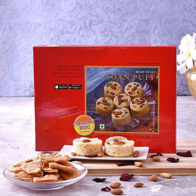 sweets for gourmet hamper