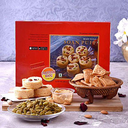 sweets with hamper online