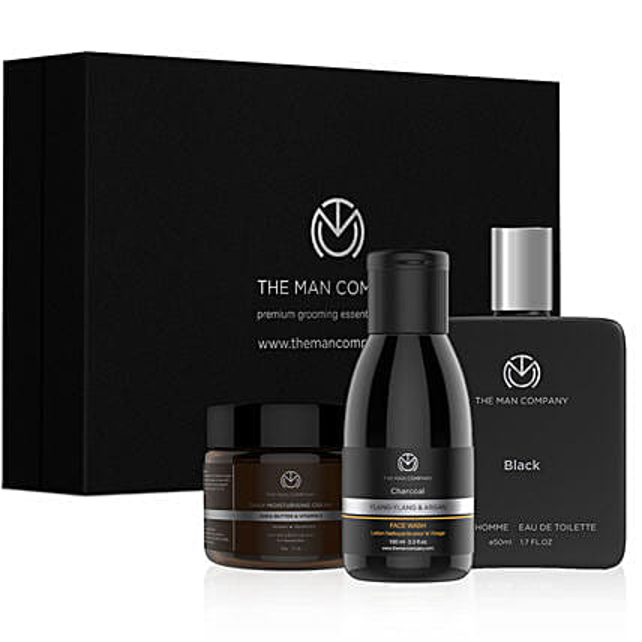Online The Man Company Groom & Style Companion Kit