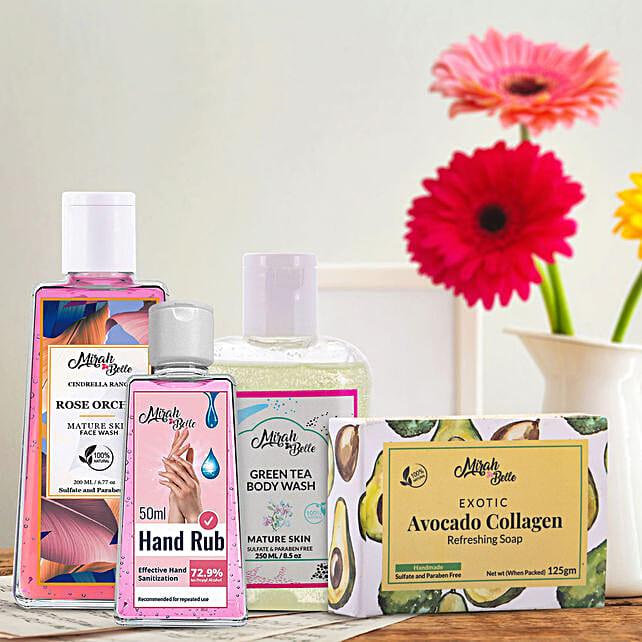 Skin Care Gift Hamper for Mother