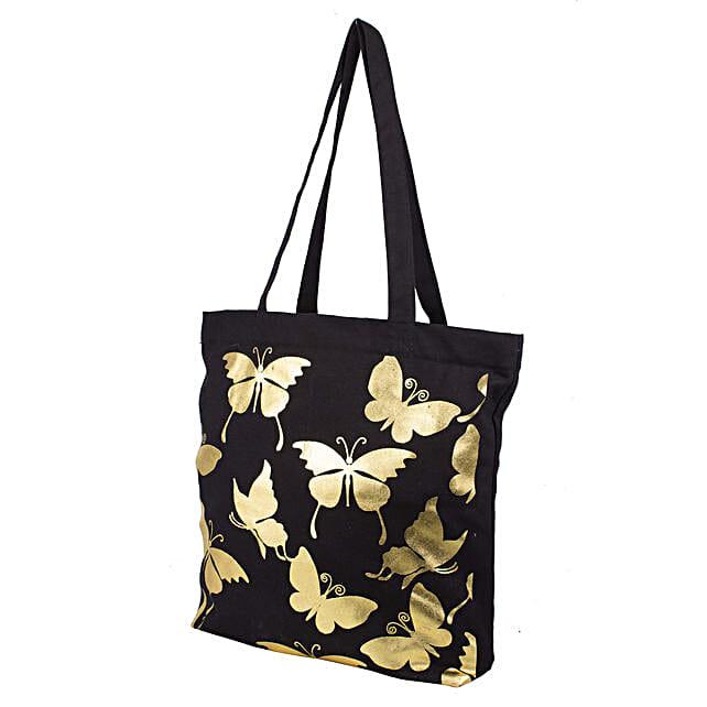 printed tote bag for girl