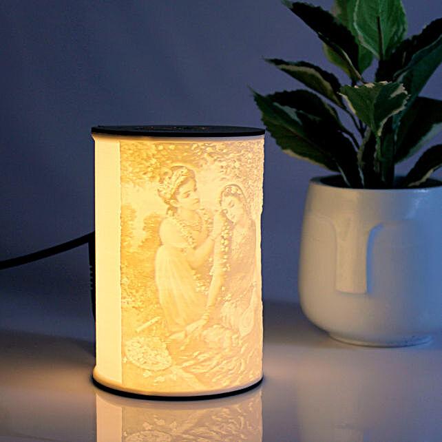 Modern 3D Lamp Online