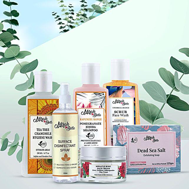 Skin care Birthday Hamper for Women