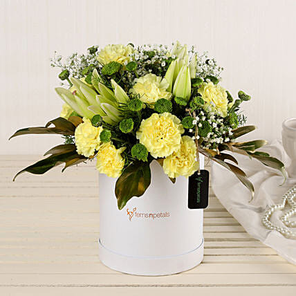 Online Daisies And Carnations