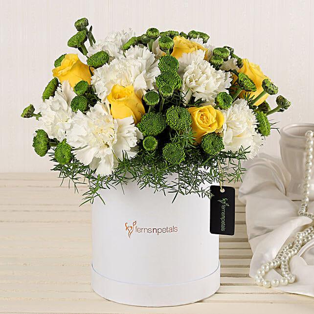 Online Flower Arrangement:Fresh Flower Arrangement