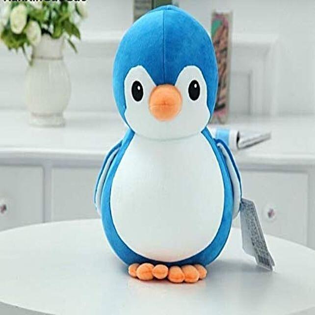 Online Penguin Soft Toy