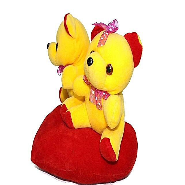 Online Couple Teddy