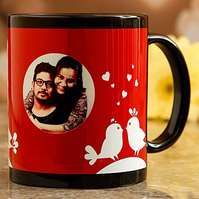 love theme mug for vday online:Valentine Personalised Mugs