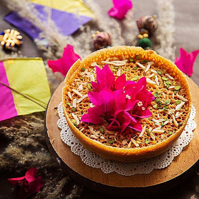 Rajasthan Special Ghewar Online