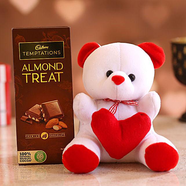 Send Onine Cute Teddy