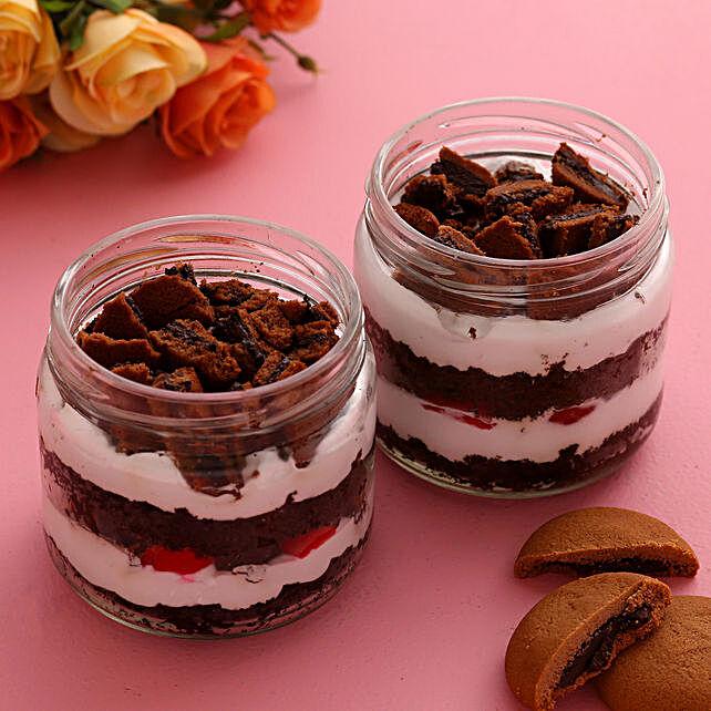 dark fantasy jar cake online