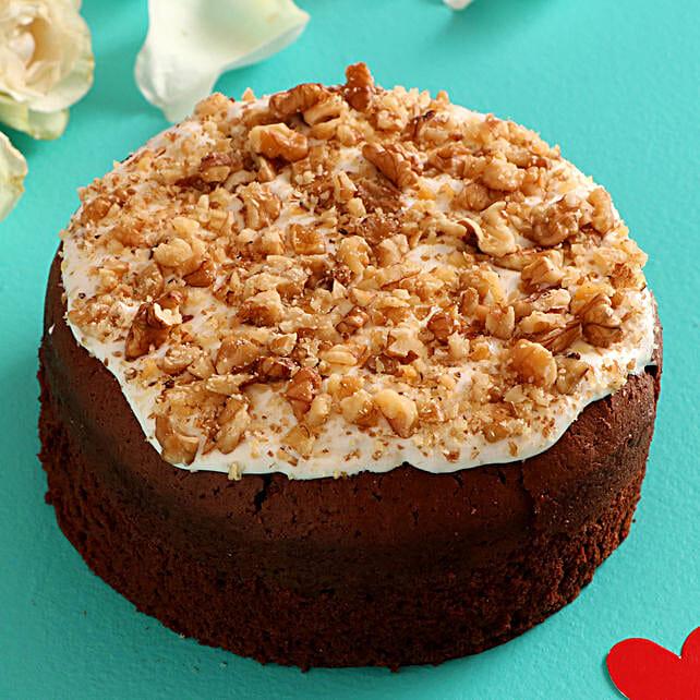 Walnut Choco Cheesecake for Kids:Cheesecakes
