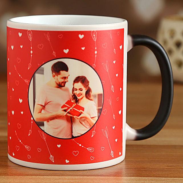 personalised coffee mug for vday