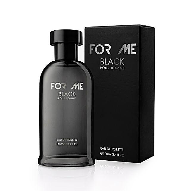 Online For Me Black Eau De Toilette:Perfumes