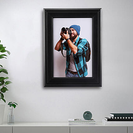 personalised photo frame for him online