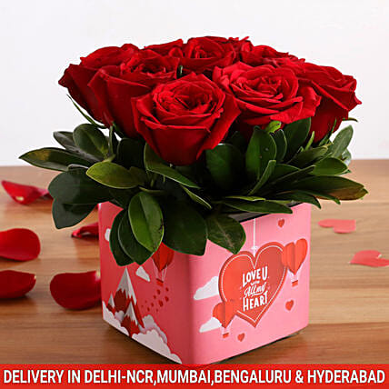 Online Love Special Roses