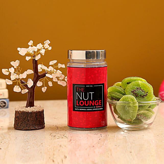 Online Kiwi Jar With Wish Tree