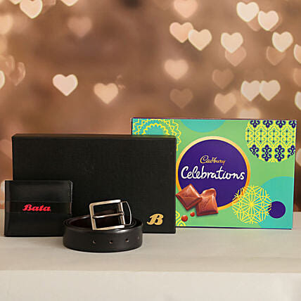 For Your Valentine Bata Gift Set And Celebrations Box