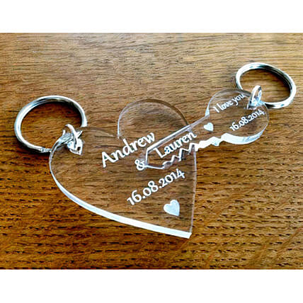Keychain for Partners